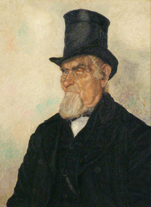 Portret van Harm Buisman