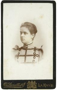 Portret van Henriette Jacqueline Wilhelmine Louise van Hardenbroek van Lockhorst (1869-1942)
