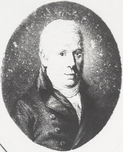 Portret van Francois Joseph Pfeiffer (1778-1835)