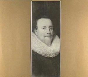 Portret van Tyman Sprongh (....-1668)