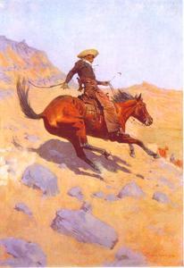 De cowboy