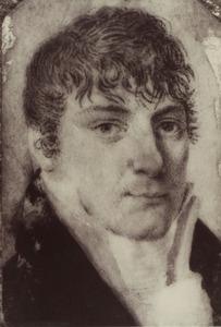 Portret van Aren Bakker (1785-1856)