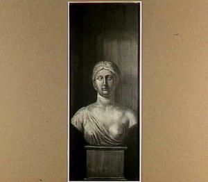 Borstbeeld van Juno