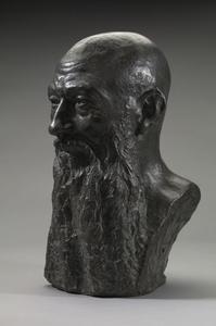 Portret van Jan van Zutphen (1863-1958)