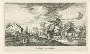 De brug over de Vecht  in Maarssen