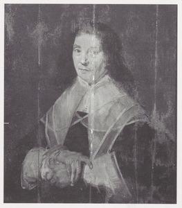Portret van Dorothea Berck (1593- )
