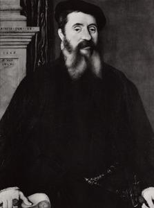 Portret van Dietrich III von Bronckhorst -Batenburg (1504-1586)