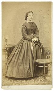Portret van Geertui de Leur (1847-1925)