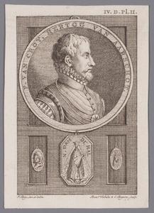 Portret van Filips III van Croy (1526-1595)
