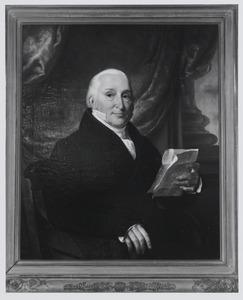 Portret van Pieter Jacob van Maanen (1770-1854)