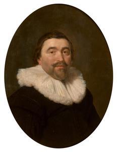 Portret van Willem Burchgraeff  (?-1647)