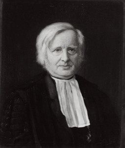 Portret van Barthold Jacob Lintelo de Geer van Jutphaas (1816-1903)