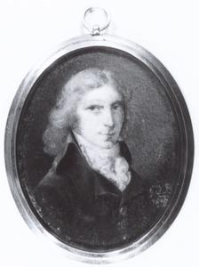 Portret van Jan Veth (1771-1823)