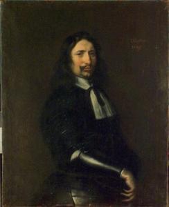 Portret van Johan van der Wijck (1625-1679)