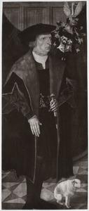 Portret van Kempo (Keimpe) Martena (1487-1538)