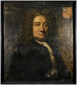 Portret van Paulus Teding van Berkhout (1676-1757)