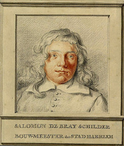 Portret van een man, mogelijk een zoon van Salomon de Bray