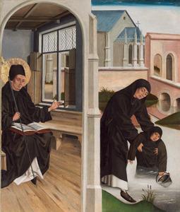 Een wonder van de H. Benedictus