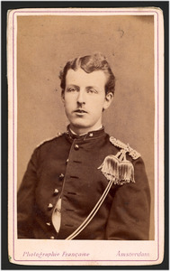 Portret van Willem Blanken
