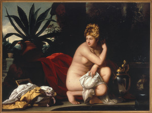 Het toilet van Suzanna