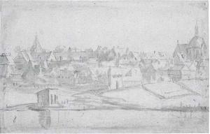 Hamburg, oude binnenstad met St. Gertrudenkapel