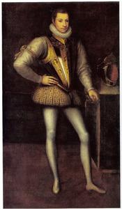Portret van hertog Carlo Emanuele di Savoia I (1562-1630)