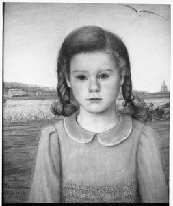 Portret van Alexander Herculine Fabius (geb. 1935)