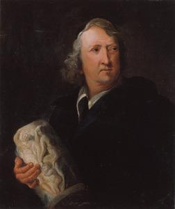 Portret van een man, waarschijnlijk Gerard van Opstal (1605-1668)