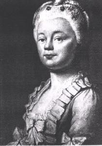 Portret van Henrica Johanna Sijlman ( -1798)