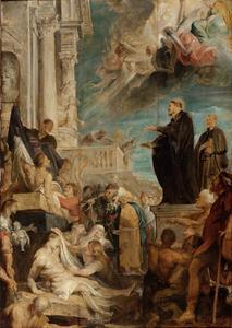Wonderen van de Heilige Franciscus Xaverius