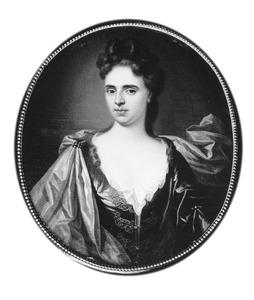 Portret van waarschijnlijk Constantia Catharina Munter