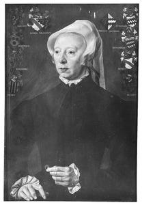 Portret van Maria Duyst van Voorhout (....-....)