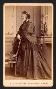 Portret van Johanna Catharina Margaretha Caan (1819-1879)