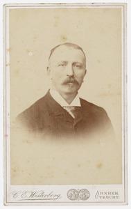 Portret van Jan Willem Antoni Barchman Wuytiers (1847-1926)