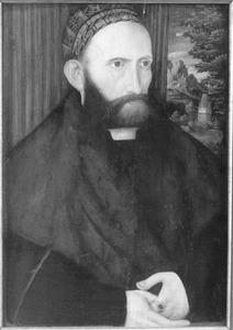 Portret van Friedrich Behaim