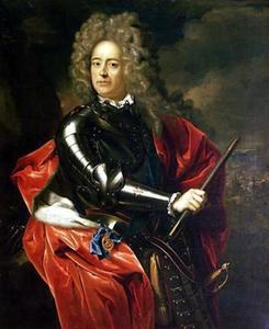 Portret van John Churchill Duke of Marlborough (1650-1722)