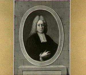 Portret van Adriaan Reland (1676-1718)