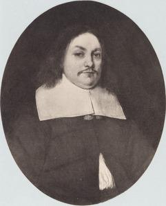 Portret van Jan van Duren (1613-1687)