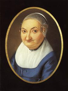 Portret van Grietje Klaas Nen (1744-1826)