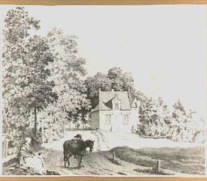 Het jachthuis te Doorwerth