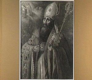 De H. Augustinus en het Heilig Hart van Jezus