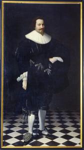 Portret van Dirck de Graeff (1601-1637)