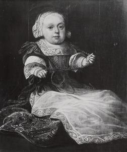Portret van Saco van Teyens (1675-1675)