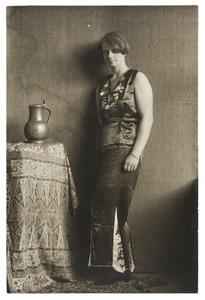 Portret van Hendrica Barendina Stomps (1904-...)