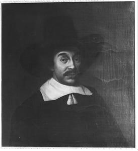 Portret van Jan de Hooghe (1608-1682)