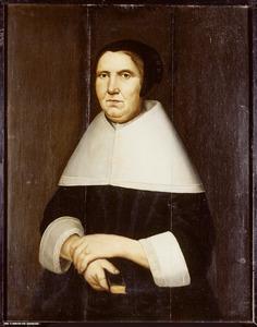 Portret van een vrouw, mogelijk Hester van Böhell (....-1656)