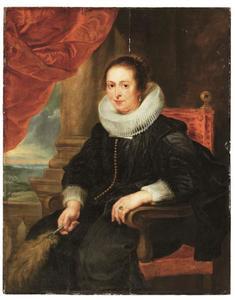 Portret van Clara Fourment (1593-1643)