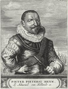 Portret van Piet Hein (1577-1629)