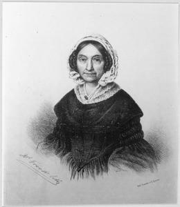 Portret van Janneke Hesselink (1782-1861)