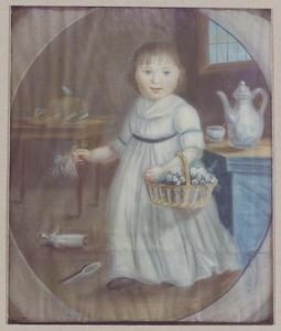 Portret van Maria Nap (1799-1856)